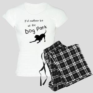 Dog Park Women's Light Pajamas