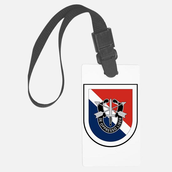 11th Special Forces Luggage Tag