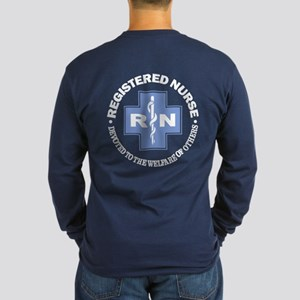Rn -Devoted To Others Long Sleeve T-Shirt