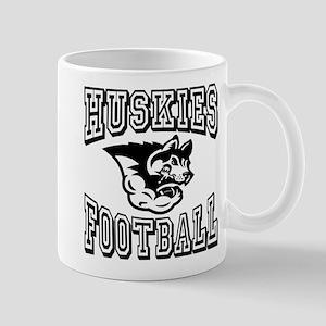 Huskies Football Mugs
