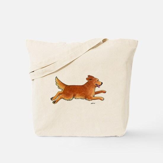 Leap full color Tote Bag
