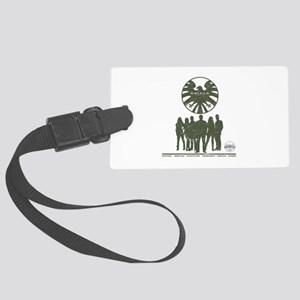 Agents of Shield Group Pose Large Luggage Tag