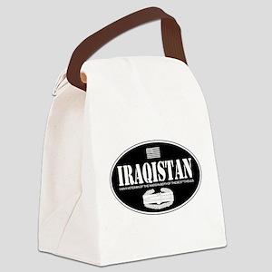 Iraqistan CAB Canvas Lunch Bag