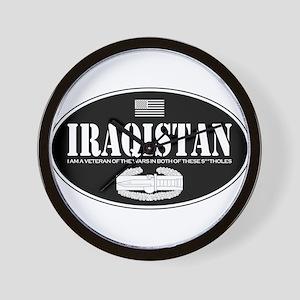Iraqistan CAB Wall Clock