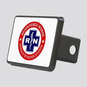 Registered Nurse (red-blue) Hitch Cover