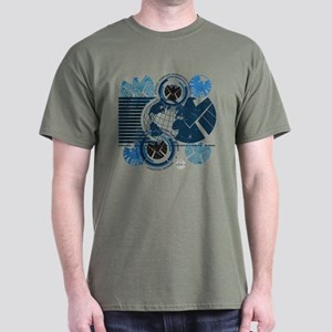 Agents of Shield Dark T-Shirt
