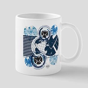 Agents of Shield Mug