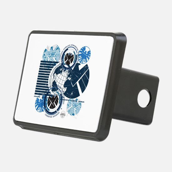 Agents of Shield Hitch Cover