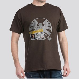 Agents of Shield Badge Dark T-Shirt