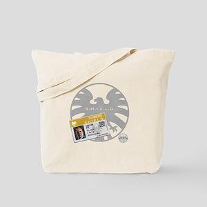 Agents of Shield Badge Tote Bag