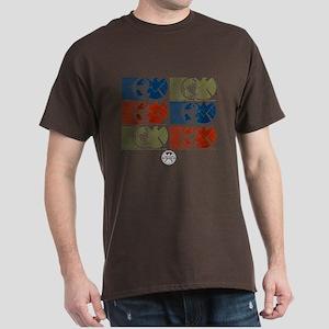 S.H.I.E.L.D. Symbols Dark T-Shirt