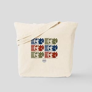 S.H.I.E.L.D. Symbols Tote Bag