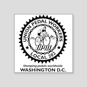 Local 202 - Washington Dc Sticker