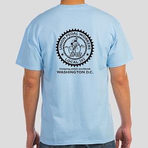 Local 202 - 2-Sided Light T-Shirt
