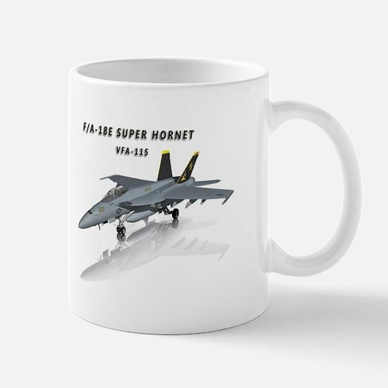 F/A-18E VFA-115 Mug