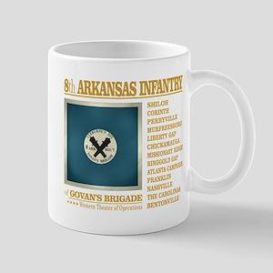 8th Arkansas Infantry (BH2) Mugs