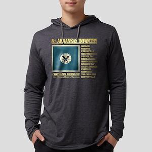 8th Arkansas Infantry (BH2) Long Sleeve T-Shirt