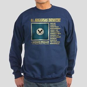 8th Arkansas Infantry (BH2) Sweatshirt