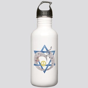 Peace Beats Water Bottle