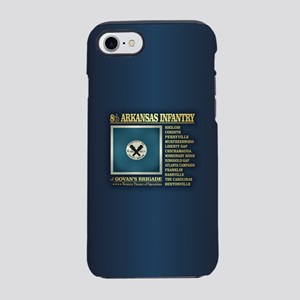 8th Arkansas Infantry (BH2) iPhone 7 Tough Case