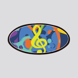 Bright Abstract music design Patches