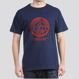 Local 617 - Boston Front Print T-Shirt