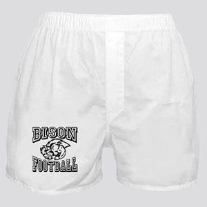 Bison Football Boxer Shorts