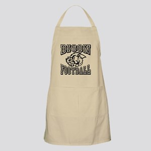 Bison Football Apron