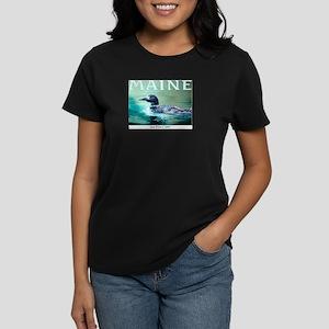 Women's Maine Loon T-Shirt
