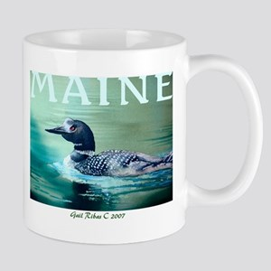 Maine Loon Mug