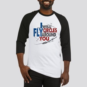 Glider Pilot Boasting Baseball Jersey
