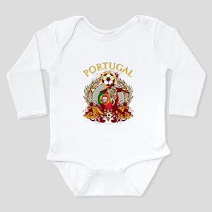 Portugal Soccer Infant Bodysuit Body Suit