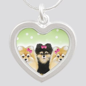 The Pom sisters Necklaces
