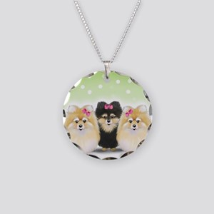 The Pom sisters Necklace