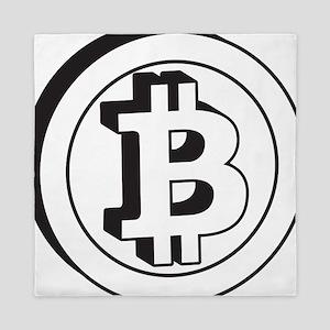 bitcoin2 Queen Duvet