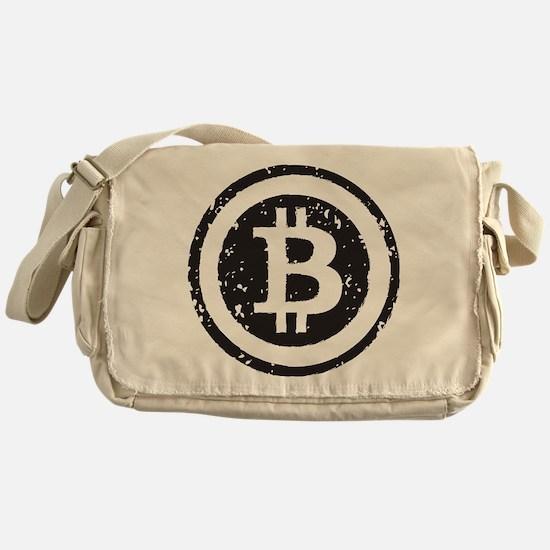 bitcoin5 Messenger Bag