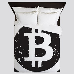 bitcoin5 Queen Duvet