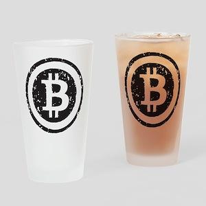 bitcoin5 Drinking Glass