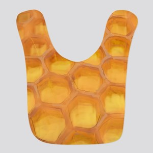 Sweet Honycomb Bib