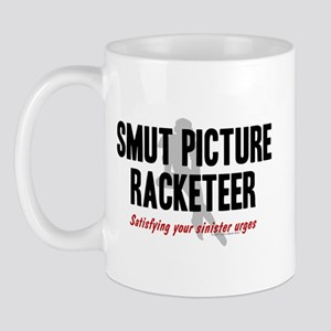 Smut Racketeer Mug