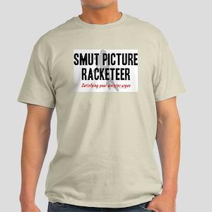Smut Racketeer Light T-Shirt