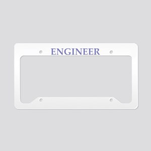 ENGINEER3 License Plate Holder