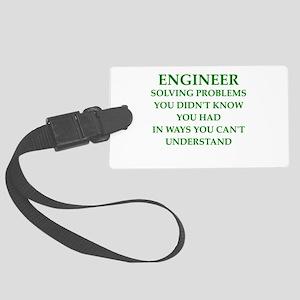 ENGINEER1 Luggage Tag