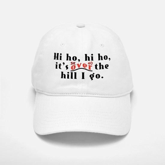 Hi Ho 40 Baseball Baseball Cap