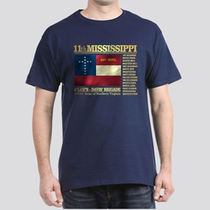 11th Mississippi Infantry (BH2) T-Shirt