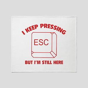 I Keep Pressing ESC But I'm Still Here Stadium Bla