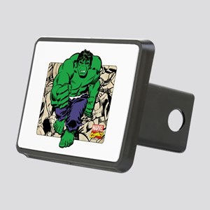 Hulk Charge Rectangular Hitch Cover