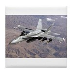 F-18 Hornet Tile Coaster