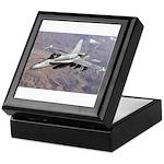 F-18 Hornet Keepsake Box