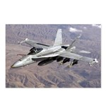 F-18 Hornet Postcards (Package of 8)